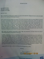 letter had to go get today from SPD as never arrived at my home