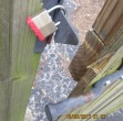 new lock ordered put on two weeks ago by Bankcorp South vice-president Julie Clemmer already broken