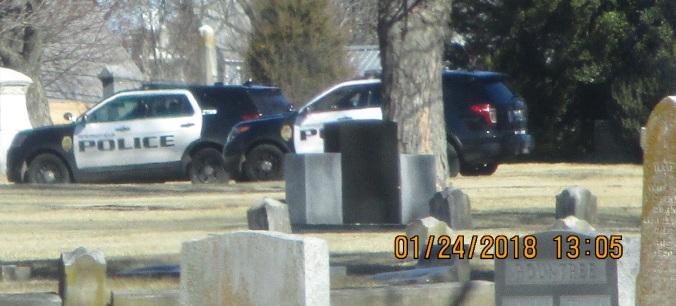 visit parents grave