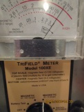 kitchen sink today 9-7-2018 at 6 magnetic danger on 0-3 range