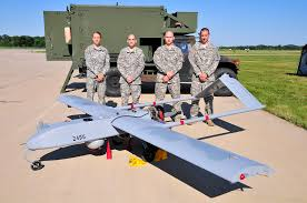 unmanned Shadow Aircraft