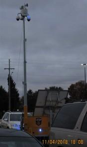 Air Force LIVE EYE at Walmart Campbell Ave Springfield MO