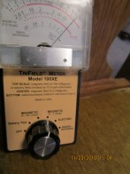danger levels of magnetic radiation on dining room chair