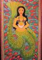 peace mermaid