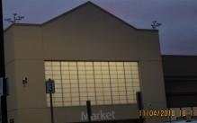 Walmart on Campbell Springfield MO not shown facial recognition cameras over each door