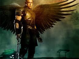 archangel michael ready for battle