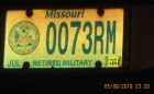 spy-007-license-plate-3rd-level-risk-management