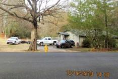 north neighbor surveillance car on property