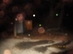 where box truck unloaded at 3am 2-27-19 421am