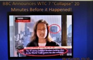 BBC evidence of plan